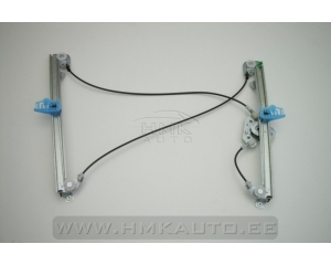 DISCOUNT!!! Window regulator mechanism Renault Megane II, front left