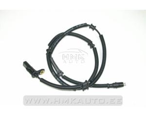 ABS wheel speed sensor rear axle Renault Master/Opel Movano -2010