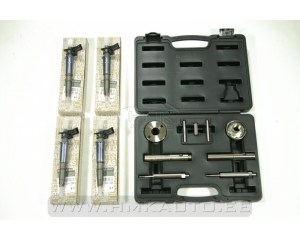 DISCOUNT!!! Injector set with puller OEM Renault 2,0DCI M9R