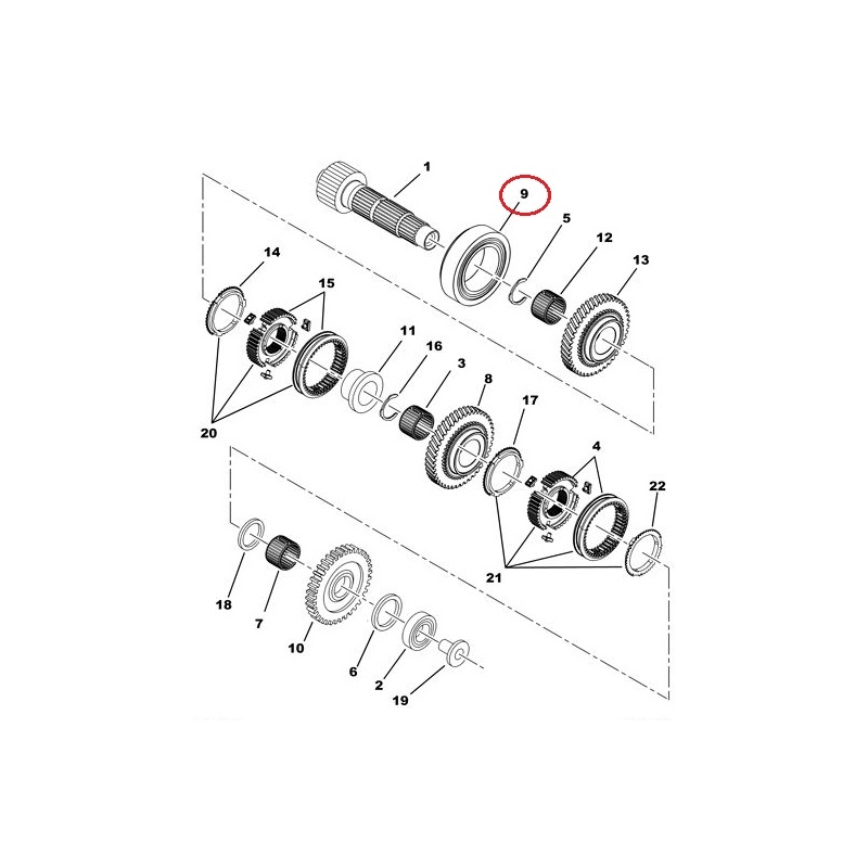 Gearbox Bearing Jumperboxerducato 30hdi 2006: Citroen C2 Ball Joint Wiring Diagram At Teydeco.co