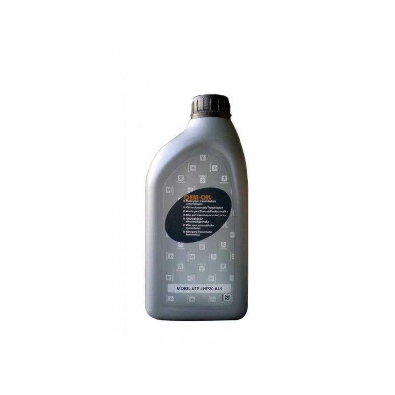 Automatic Gearbox Oil Oem Esso Atf 4hp20 Al4 Hmk Auto