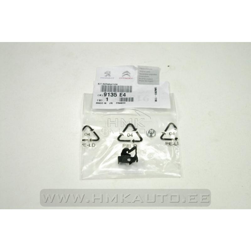 Door lock repair kit rear door Partner/Berlingo @ Hmk Auto