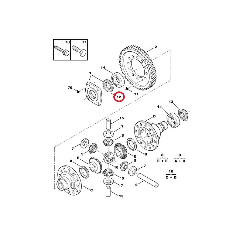 1608816780 · Driveshaft Oil Seal Left Citroenpeugeot 40x58x10: Citroen C2 Ball Joint Wiring Diagram At Teydeco.co