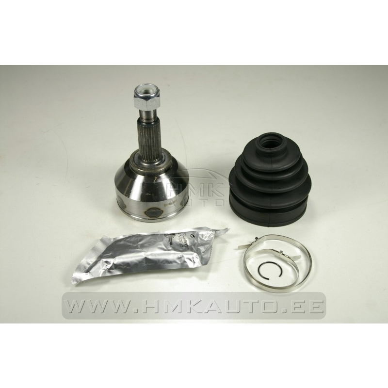 Cv Joint Kit Outer Renault Trafic 2 0dci 2006 Hmk Auto