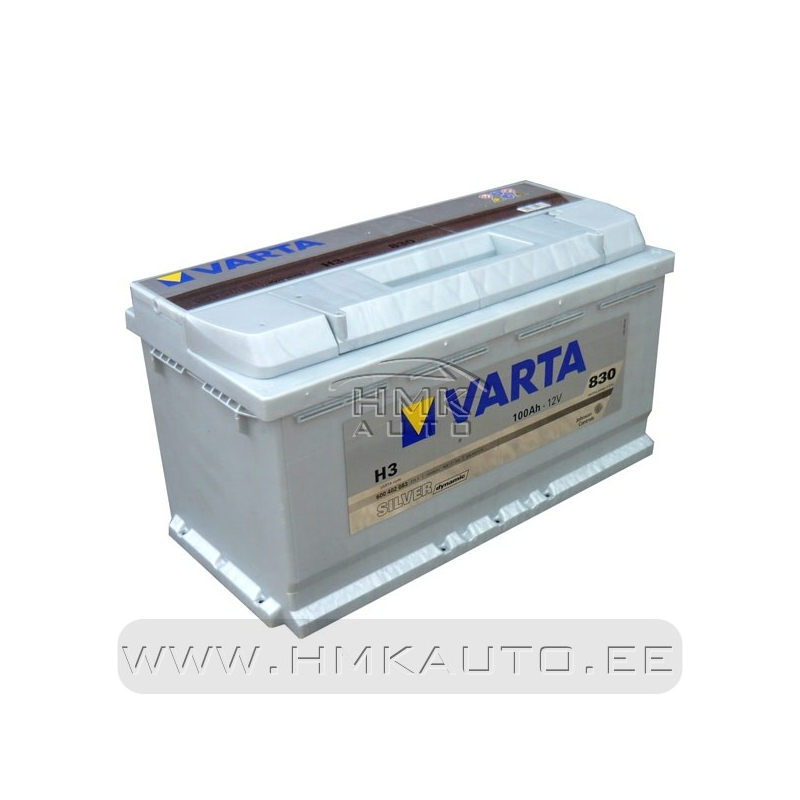 battery varta silver dynamic hmk auto. Black Bedroom Furniture Sets. Home Design Ideas