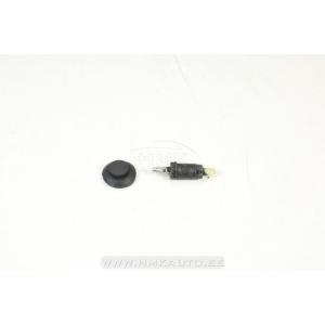 Engine cover fastening set Citroen/Peugeot HDI (shock absorber+nut)