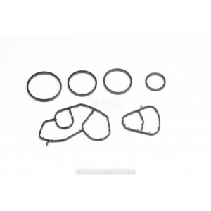 Oil cooler sealing ring kit PSA/FIAT 1,6HDI