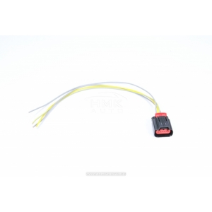 Фишка датчика расхода воздуха с проводами Jumper/Boxer/Ducato 2,2HDI 2006-
