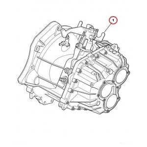 ´Käigukast Jumper/Boxer/Ducato 3,0HDI 2006-