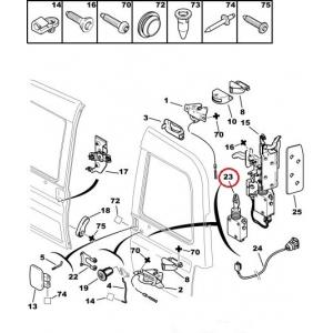 Keskluku mootor Berlingo/Partner -08