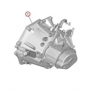 Vaihdelaatikko Citroen/Peugeot BE4R CP19X72 20DM69