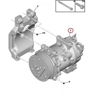 A/C kompressor Citroen/Peugeot