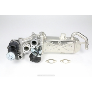 EGR valve with cooler VAG 1,6-2,0TDI