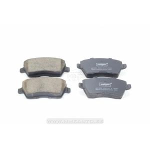 Brake pad set front Renault Clio III, Modus, Kangoo II, Dacia Logan MCV