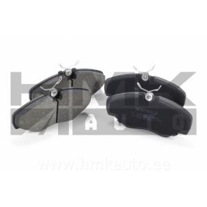 Front brake pad kit Renault Trafic II/Opel Vivaro