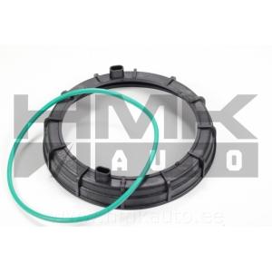 Fuel pump locking with seal PSA