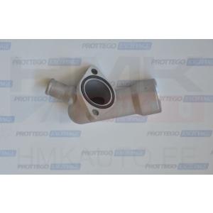 Jahutusvedeliku flants (metallist) Citroen Peugeot 2,0HDI