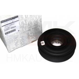 Crankshaft pulley Renault Master/Opel Movano/Nissan NV400 2.3DCI 2010-