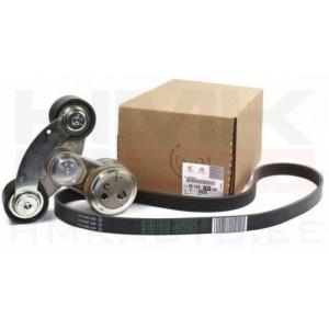 Alternator belt kit Citroen/Peugeot 2,0HDi