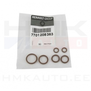 Air conditioner seal kit OEM Renault