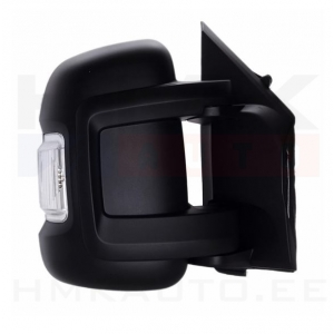 Боковое зеркало заднего вида (ручная регулировка) Jumper/Boxer/Ducato 06-