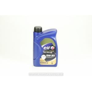 Moottoriöljy ELF Evolution Fulltech FE 5W30 1L
