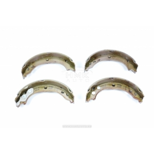 Brake shoe set Jumper/Boxer/Ducato 2001-2006