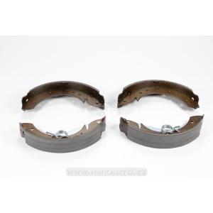 Brake shoe set Berlingo/Partner