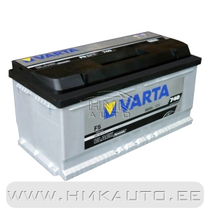 "Aku ""Varta Black Dynamic"""
