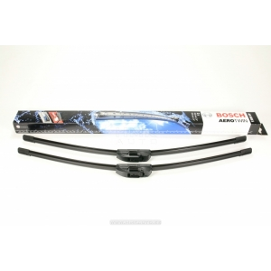 AEROTWIN wiper blade set Renault Master (with integrated washer-fluid jet)