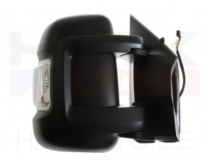 Rear view mirror left side electric Jumper/Boxer/Ducato 06-