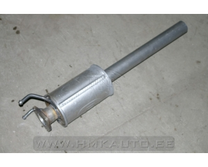 Exhaust pipe middle Jumper/Boxer/Ducato 2006- 2,2HDI