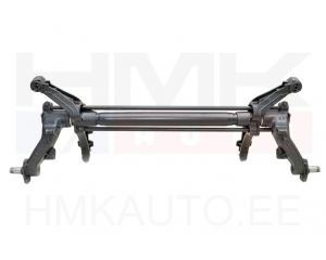 New rear axle complete Partner/Berlingo