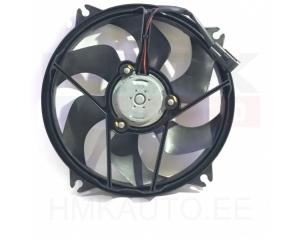 Tuuletin, moottorin jäähdytys Citroen C4/Peugeot 307 A/C+