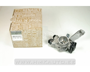 Throttle body with idle speed valve and temperature sensor OEM Renault 1,2