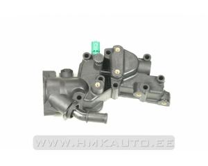 Корпус термостата  Peugeot/Citroen 1,1-1,4