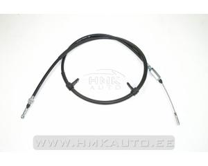 Трос ручного тормоза передний Jumper/Boxer/Ducato 06-
