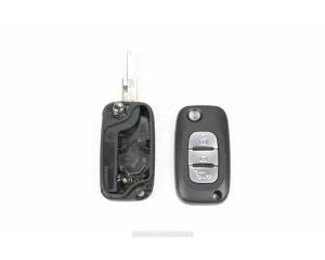 Корпус ключа Renault