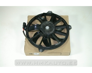 Fan, radiator OEM Citroen C4, DS5, Berlingo/Peugeot 307, 308, Partner