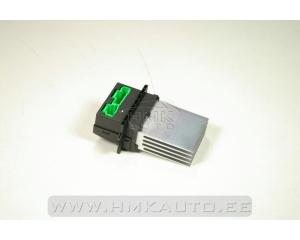 Heater blower resistor Peugeot/Citroen/Renault