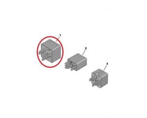 Cooling fan relay PSA 35A