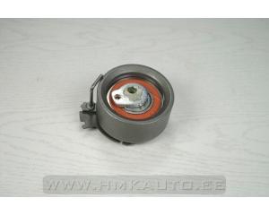 Toothed belt tensioner pulley 2.5 D/TD