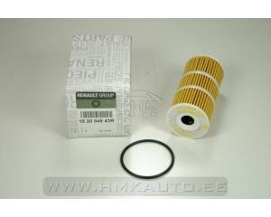 Oil filter OEM Renault 1,6-2,0-2,3-2,5DCI