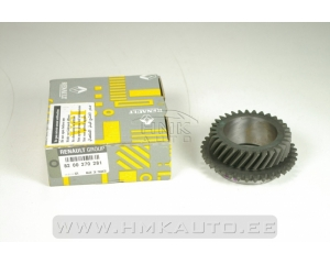 Gearbox 5-th gear 31 teeth Renault PF6 gearbox