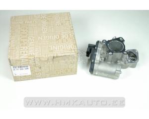 EGR valve OEM Renault 2,0-2,3DCI