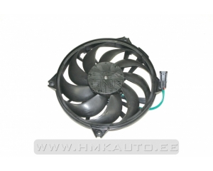 Fan, radiator Citroen Berlingo/Peugeot 1,9D, 1,6HDI, 2,0HDI