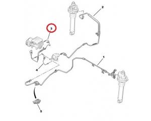 Hüdraulikatoru Citroen C6