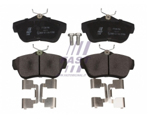 Тормозные колодки задние комплект Jumpy/Expert/Scudo 07-