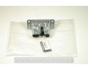 Boot lock mechanism Renault Trafic II