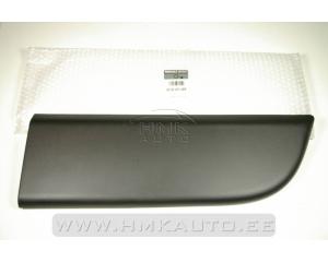 Suoja-/koristelista, ovi, eteen, oikea Renault Master 2,3DCI 2010-